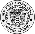 NJ Supreme Court Certified Lawyers